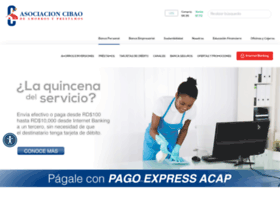 asociacioncibao.com.do