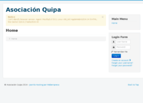 asociacionquipa.org