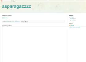asparagazzzz.blogspot.com