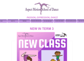 aspectmotiondance.com
