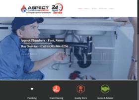 aspectplumbers.com