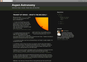 aspen-astronomy.blogspot.com