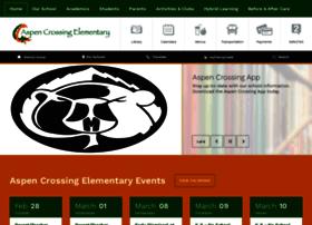 aspencrossing.cherrycreekschools.org