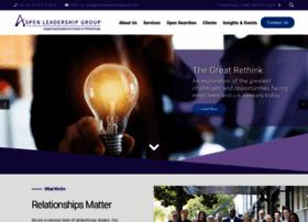aspenleadershipgroup.com