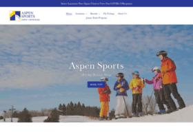 aspensports.com