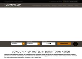 aspensquarehotel.com