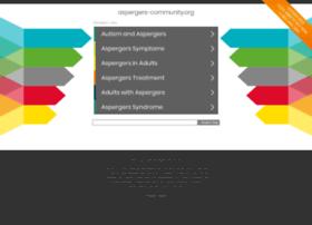 aspergers-community.org