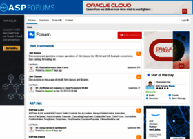aspforums.net