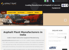 asphaltplantmanufacturers.net