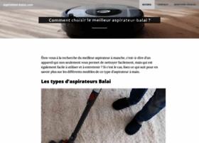 aspirateur-balai.com