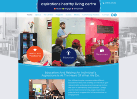 aspirationscentre.co.uk