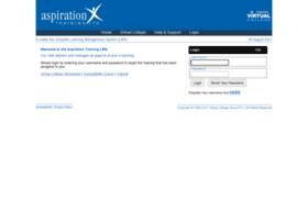 aspirationtraining.vctms.co.uk