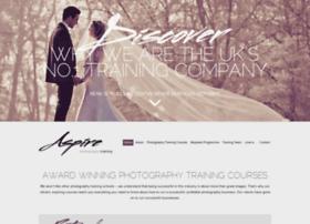 aspirephotographytraining.co.uk