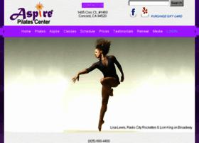 aspirepilatescenter.liveeditaurora.com