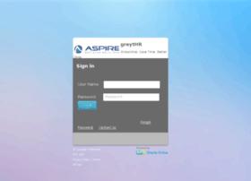 aspiresoftware.greytip.in