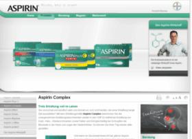 aspirin-complex.de