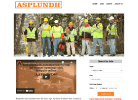 asplundh.ourcareerpages.com