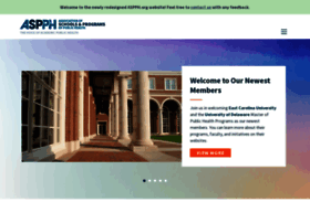 aspph.org