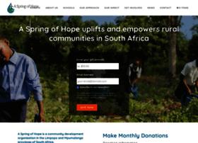 aspringofhope.org