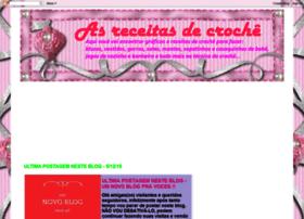 asreceitasdecroche.blogspot.com.br