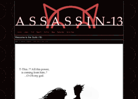 assassin13.thecomicseries.com