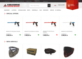 assassins-arms.com