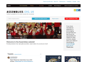 assemblies.org.uk