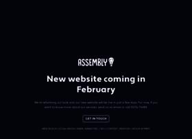 assemblymarketing.co.uk