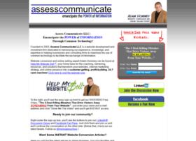assesscommunicate.com