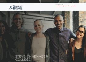 assessment.stevenshenager.edu