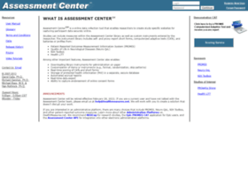 assessmentcenter.net