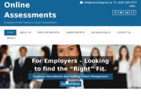 assessmentprofiles.com