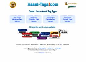 asset-tags.com