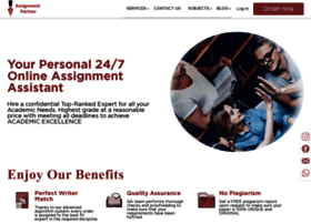 assignment-partner.com
