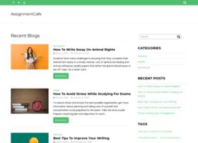assignmentcafe.co.uk