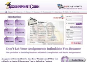 assignmentcube.co.uk