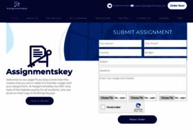 assignmentskey.com