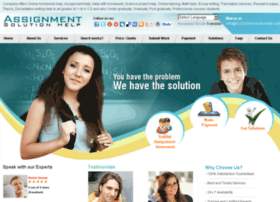 assignmentsolutionhelp.com