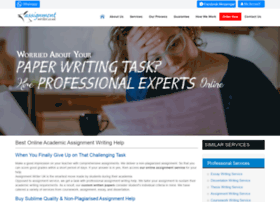 assignmentwriter.co.uk