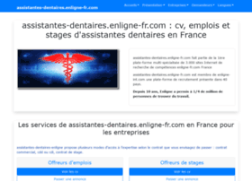 assistantes-dentaires.enligne-fr.com