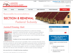 assistedhousingalert.org