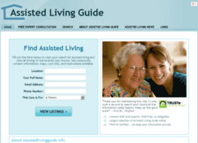 assistedlivingguide.info