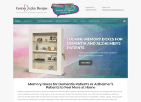 assistedlivingmemoryboxes.com