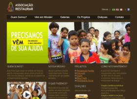 associacaorestaurar.com