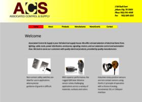 associatedcontrolandsupply.com