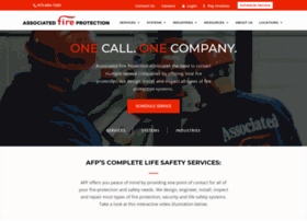 associatedfire.com