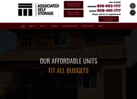 associatedstorage.com