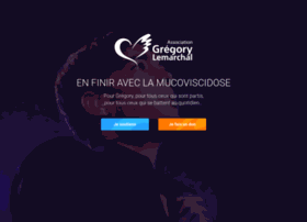association-gregorylemarchal.org