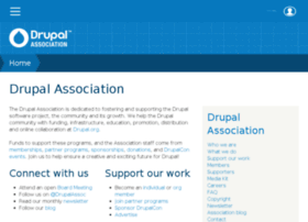 association.drupal.org