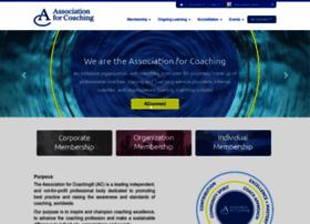 associationforcoaching.com